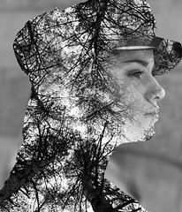 Sans titre-2 (PerceptionPhotoManon) Tags: double exposition portrait paysage marseille