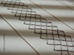 First layer, WIP (Landanna) Tags: embroidery embroideryonpaper broderi broderipåpapir borduren bordurenoppapier handmade handgemaakt håndlavet handwerk papier paper papir paperart paperwork ledger journal artjournal visualdiary sketchbook colourstudy contemporary recycling upcycling