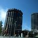 Avinguda Diagonal, Barcelona - Caixa Bank