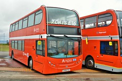 Morecambe. (Sneeze82) Tags: arrivamerseyside 4411 ribblebuses nationalbuscomany ribble100