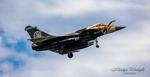 "French Air Force Rafael ""Dark Tiger"""