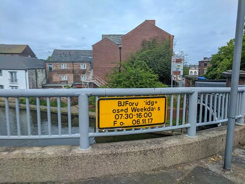 Silver Jubilee Bridge Approach Roads