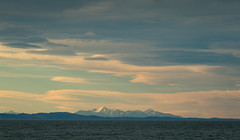 Looking north across Pegasus Bay (147/365) (johnstewartnz) Tags: sky sea clouds cloud mountains snow seawardkaikouras seawardkaikpuramountains pegasusbay 147365 day147 onephotoaday oneaday onephotoaday2019 365project project365 canon 100canon canonapsc apsc eos 7dmarkii 7d2 7d canon7dmarkii canoneos7dmkii canoneos7dmarkii 70200mm 70200 70200f28 70200mmf28 newbrighton newbrightonbeach newzealand norwestcloud