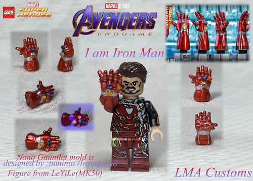 Flickriver: Most interesting photos from Lego Iron Man