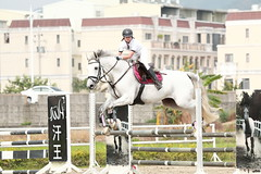 IMG_3488M Jump! (陳炯垣) Tags: sport competition outdoors horse 台灣 潭子