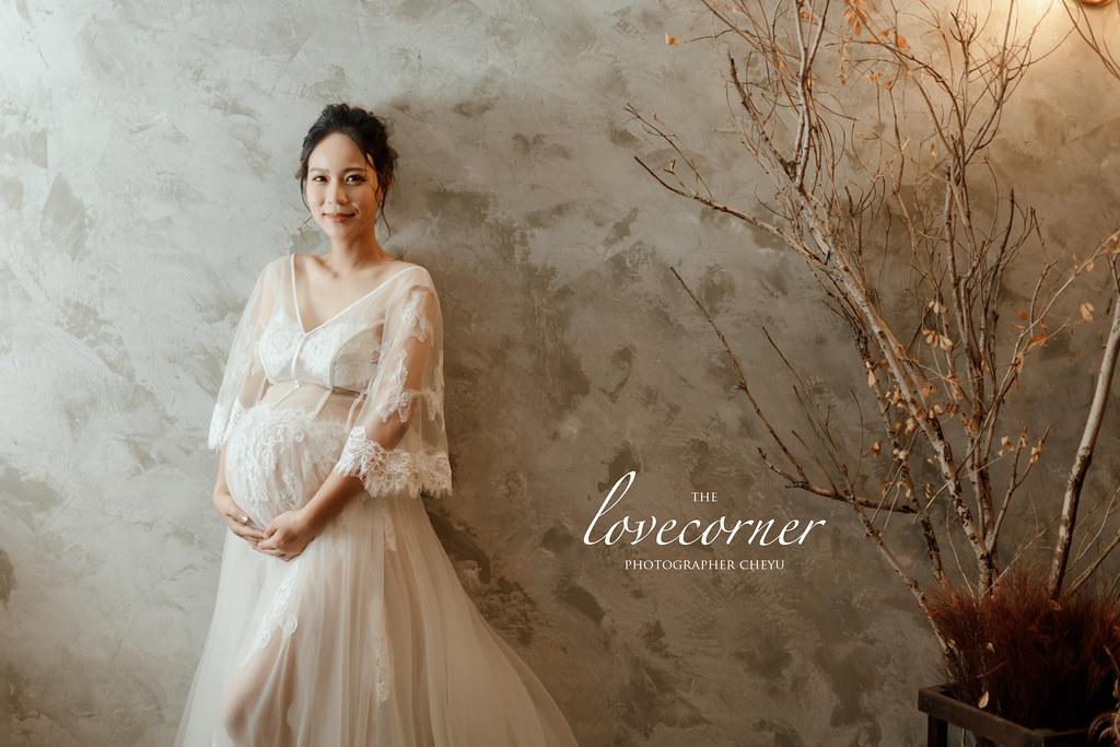 台南孕婦寫真|依然保有女神特質的孕媽咪|星光方案-3