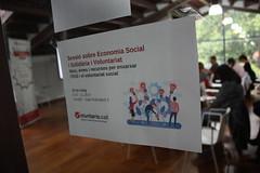 Sessió: Voluntariat i ESS en xarxa (24.05.19)