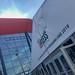 Eingang zur Lanxess Hauptversammlung 2019, an der Laxness-Arena in Köln