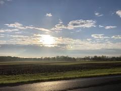 ClarityDawns (muz4now) Tags: flxbeauty clouds cloudlovers road roadway sky skylovers nature naturelovers sunshine flx flxoutdoors outdoorsnewyork