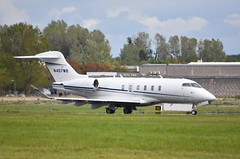 N457WB Challenger CL350 (corrydave) Tags: 20665 cl350 challenger biz shannon n454wb bd100