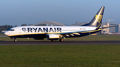 Ryanair EI-GSA 737-8AS EGCC 10.10.2018 (airplanes_uk) Tags: 10102018 737 737800 7378as aviation boeing eigsa man manchesterairport planes ryanair wednesday