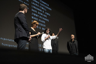 Q&A du film Wounds