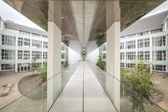 _DSC2081 (Foto-Runner) Tags: architecture passerelle miroir reflexion symétrie