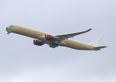 F-WZNU 1st flight A350-1000 Virgin Atlantic (@Eurospot) Tags: fwznu airbus a350 a3501000 virginatlantic toulouse blagnac gvpop