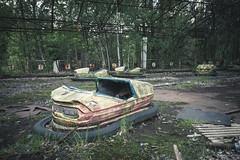 Highly contaminated (Gryshchenko) Tags: pripyat kievoblast ukraine chernobyl ferriswheel radioactive nucleardisaster abandoned mayholidays 1986 evaculation chernobylnuclear chernobylnucleardisaster chernobynuclearpowerplant udssr cccphistory чернобыль припять катастрофы catastrophe атомнаяавврия hbochernobyl zone thezone exclusionzone contaminacion