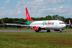 EC-MUB | Boeing 737-86J(WL) | Alba Star (JRC | Aviation Photography) Tags: boh eghh bournemouthairport albastar ecmub boeing737 boeing737800 boeing 737 737800