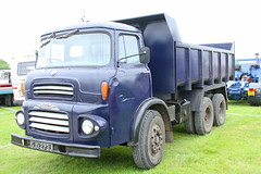 1971 Albion Reiver Tipper GJD 273J (SR Photos Torksey) Tags: transport truck haulage hgv lorry lgv logistics road commercial vehicle freight traffic aec rally newark 2019 vintage classic albion reiver tipper