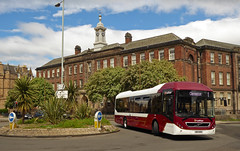 Lothian 6 (SRB Photography Edinburgh) Tags: lothian buses bus ukbus volvo 7900 hybrid edinburgh scotland transport