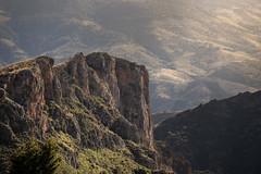 accidental encounter (Rafael Zenon Wagner) Tags: spain spanien berg mountain licht light hazy diesig landscape landschaft