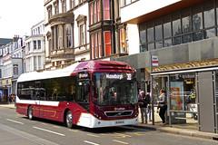 Lothian 28 (SRB Photography Edinburgh) Tags: lothian buses bus ukbus volvo 7900 hybrid edinburgh scotland transport