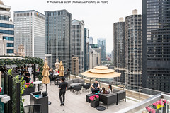 LondonHouse Rooftop (20190524-DSC08176) (Michael.Lee.Pics.NYC) Tags: chicago londonhouse rooftop lounge chicagoriver architecture cityscape sony a7rm2 fe24105mmf4g