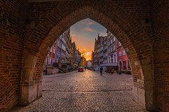 Gdansk (Vagelis Pikoulas) Tags: gdansk poland europe travel holidays world city cityscape landscape urban architecture sunset april 2019 spring tokina 1628mm canon 6d