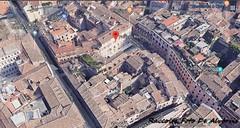 2019 Palazzo Ricci Paracciani, veduta, foto de Alvariis by Google Maps b (Alvaro ed Elisabetta de Alvariis) Tags: palazzoricciparacciani architettonannidibacciobigio rioneregola romapiazzaricci viagiulia raccoltafotodealvariis 2019palazzoricciparaccianivedutafotodealvariisbygooglemaps