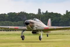 P3717/G-HITT Hawker Hurricane Mk.I (amisbk196) Tags: unitedkingdom headcorn flickr amis airfield aviation 2019 kent uk lashenden