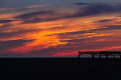 MLP_0180 (mliebenberg) Tags: beachhuts lytham lythamstannes stannesbeachhuts lancashire sunset sunsets beach coast fylde landscapephotography markliebenbergphotography
