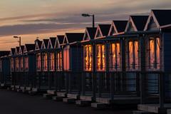 MLP_0100 (mliebenberg) Tags: beachhuts lytham lythamstannes stannesbeachhuts lancashire sunset sunsets beach coast fylde landscapephotography markliebenbergphotography