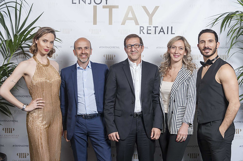 Cocktail Party Itay Enjoy Retail - Mapic Italy 201999