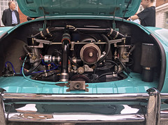 Karman check out my engine (Campag3953) Tags: httpswwwplumjamshow plumjam show vw aircooled engine horsham sussex enginebay