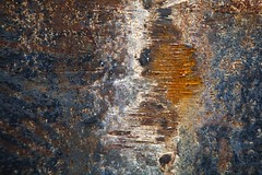 Autodidaxie (Gerard Hermand) Tags: 1905258769 gerardhermand france paris canon eos5dmarkii canaldelourcq abstract abstraction abstrait metal peniche rouille rust barge