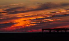 MLP_0170a (mliebenberg) Tags: beachhuts lytham lythamstannes stannesbeachhuts lancashire sunset sunsets beach coast fylde landscapephotography markliebenbergphotography