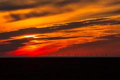 MLP_0097a (mliebenberg) Tags: beachhuts lytham lythamstannes stannesbeachhuts lancashire sunset sunsets beach coast fylde landscapephotography markliebenbergphotography