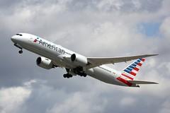 N831AA - LHR (B747GAL) Tags: american airlines boeing b7879 dreamliner lhr heathrow egll n831aa