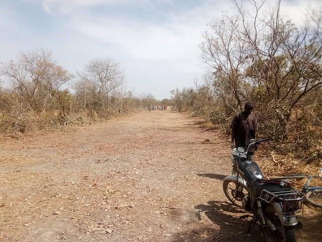 Rehabilitation de la piste entre Nimiran et Mansala à Kita Ouest