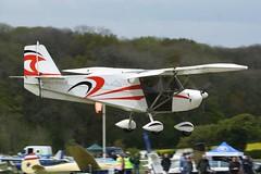 ???? (IndiaEcho) Tags: skyranger eghp popham airport aifield light general civil aircraft aeroplane aviation basingstoke hampshire england caon eos 1000d microlight fly in rally 2019