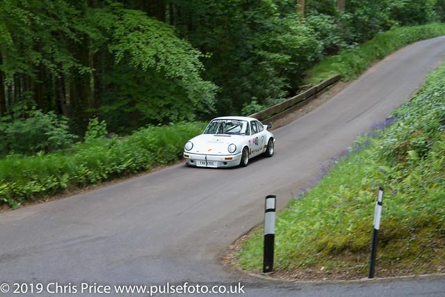 Torbay Motor Club meet, Wiscombe Hill Climb