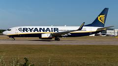 Ryanair EI-EKO 737-8AS EGCC 11.08.2018 (airplanes_uk) Tags: 11082018 737 737800 7378as aviation boeing egcc eieko man manchesterairport planes ryanair