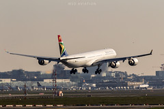 Airbus A340-642 ZS-SNH South African Airways (msd_aviation) Tags: airbus airbusa340 a340 a340600 southafrican airways fra eddf frankfurt frankfurtairport flughafenfrankfurt aviation aviationpics aviationphotos aviationfans aviationlovers aviationgeeks airplanes aircraft africa fluzeug spotting spotter planespotter planespotting