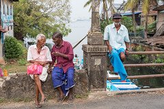 Street Photography, Fort Kochi (Geraint Rowland Photography) Tags: kochi cochin fortkochi kerala ernakukam india indians wwwgeraintrowlandcouk streetphotographyindia igerskerala bridge men people cultures streetportraits suchasia travelindia canonindia canphotography 50mm