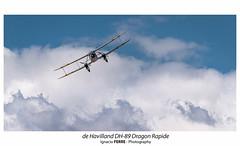 de Havilland DH-89 Dragon Rapide (Ignacio Ferre) Tags: fio fundacióninfantedeorleans getafe legt madrid españa spain airshow nikon aircraft airplane avión aviation aviación spotting aeronave dragonrapide dehavillanddh89 dehavillanddh89dragonrapide