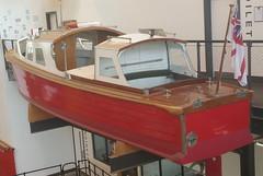 Fast Motor Boat (FMB) 43957 (andreboeni) Tags: fast motor boat fmb 43957 launch hmsdiadem arkroyal royalnavy portsmouth historic dockyard admiral barge admirals