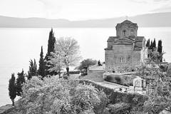 Saint John at Kaneo (tagois) Tags: churchofstjohnatkaneo светијованканео ohrid охрид lakeohrid охридскоезеро northmacedonia севернамакедонија orthodox ngc