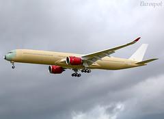 F-WZNU Airbus A350-1000 Virgin Atlantic (@Eurospot) Tags: fwznu gvpop airbus a350 a3501000 lfbo toulouse blagnac virginatlantic