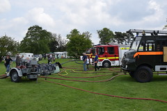 DSC_3250 (matthewleggott) Tags: scampston hall 2019 fire engine appliances water