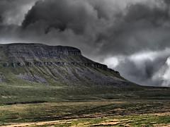Peny Ghent Stormy Skies (oneofmanybills) Tags: penyyghent yorkshire dales three peaks skies stormy scree limestone