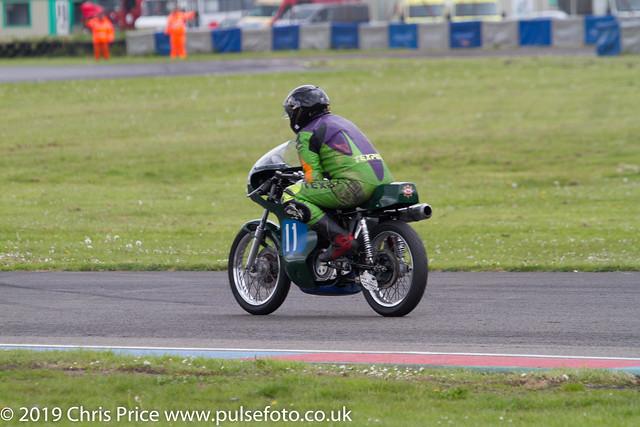 CRMC Pembrey  Race 34 Classic 200cc, 250cc, Goldstar 350cc & Post Classic 250