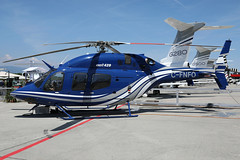C-FNFO 23052019 (Tristar1011) Tags: lsgg gva geneva genève cointrin ebace ebace2019 bellhelicoptertextroncanada bell429 b429 cfnfo